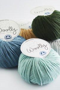 DMC nos ofrece 38 esquemas de tricot