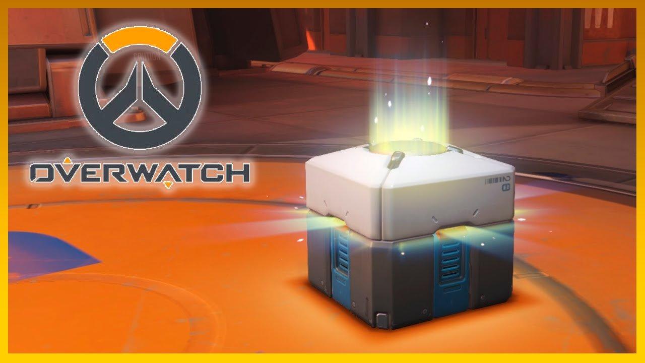 Overwatch: 5 cajas de botín por iniciar sesión, ACTIVO..