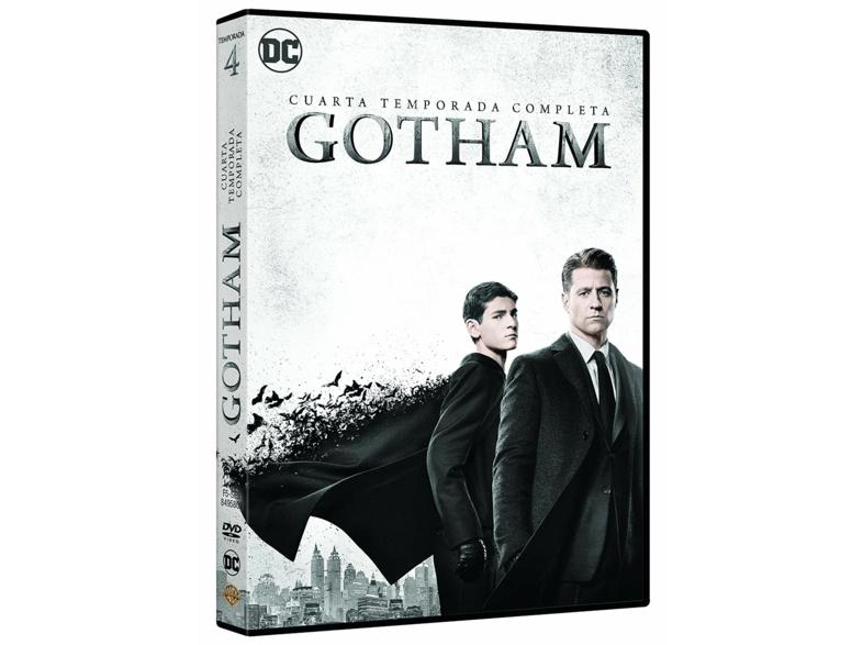 Gotham. Temporada 4. DVD