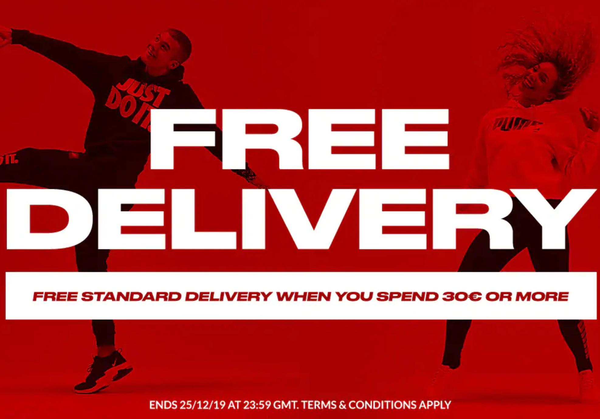 Envío gratis Sportsdirect