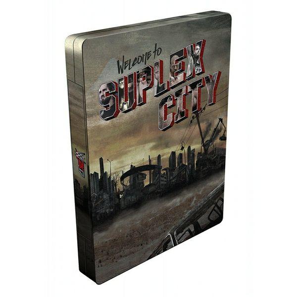Steelbook WWE 2K17 Suplex City