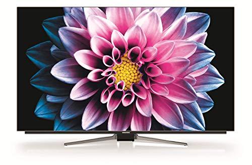 """Grundig 55 VLO 9895 BP - Smart TV de 55"""" con control de voz Alexa y tecnología OLED"""