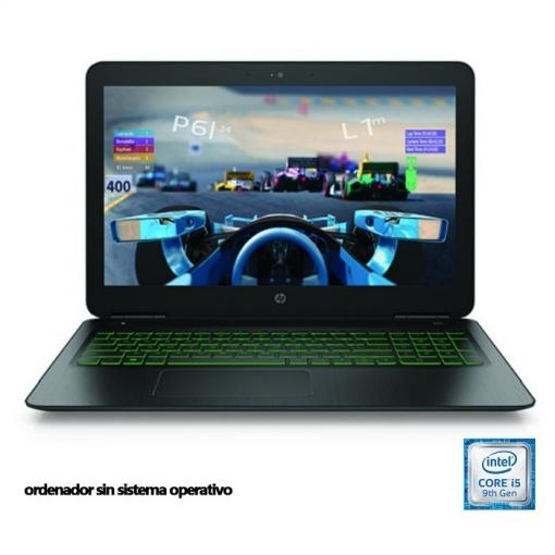 HP Pavilion Notebook 15-bc502ns