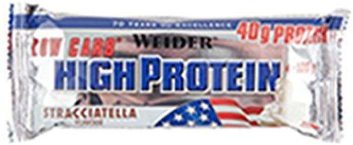Weider High Protein Bar Barrita de Proteínas 40UND.
