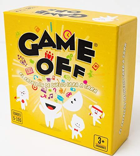 Gameoff juego de mesa