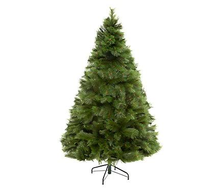 Árboles de Navidad de exposición al 50%