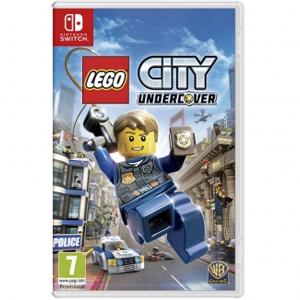 Lego City Undercover (Nintendo Switch, AlCampo)