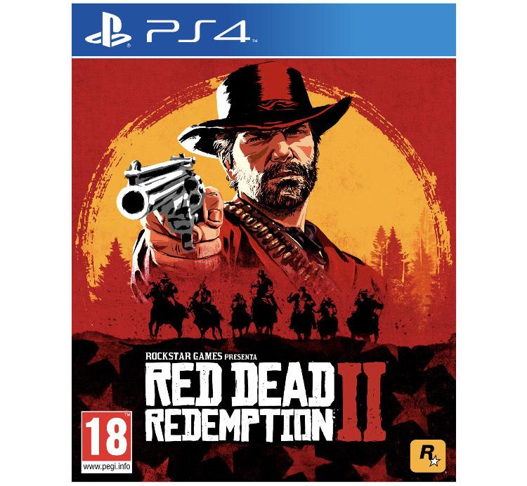 Red Dead Redemption II por 24,99€
