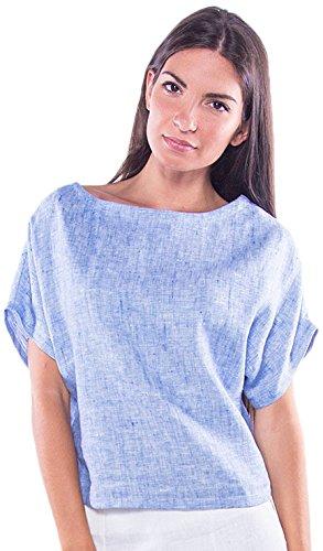 La Higuera de Grazalema Verónica, Camisa para Mujer, talla 42 Producto Plus