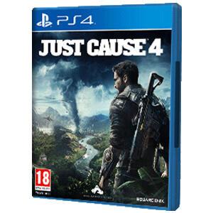 Just cause 4 (PS4, Físico, AlCampo Vaguada)
