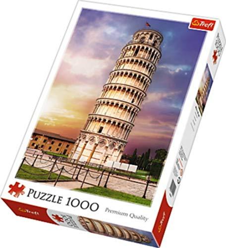 Puzzle 1000 piezas Wieza w Pizie