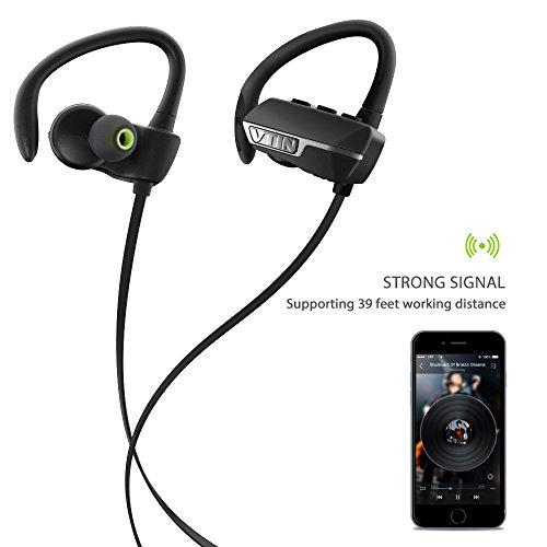 VicTsing Auriculares Bluetooth 4.1 Inalámbrico Con Sonido Estéreo para Deporte