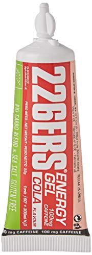 Energy gel Cafeína cola 40 paquetes de 25 gr cada uno