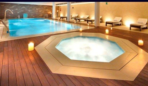Escapada relax hotel 4* con acceso a circuíto termal, desayuno y copa bienvenida en Segovia para 2 personas.