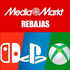 Recopilación ofertas videojuegos (MediaMarkt)