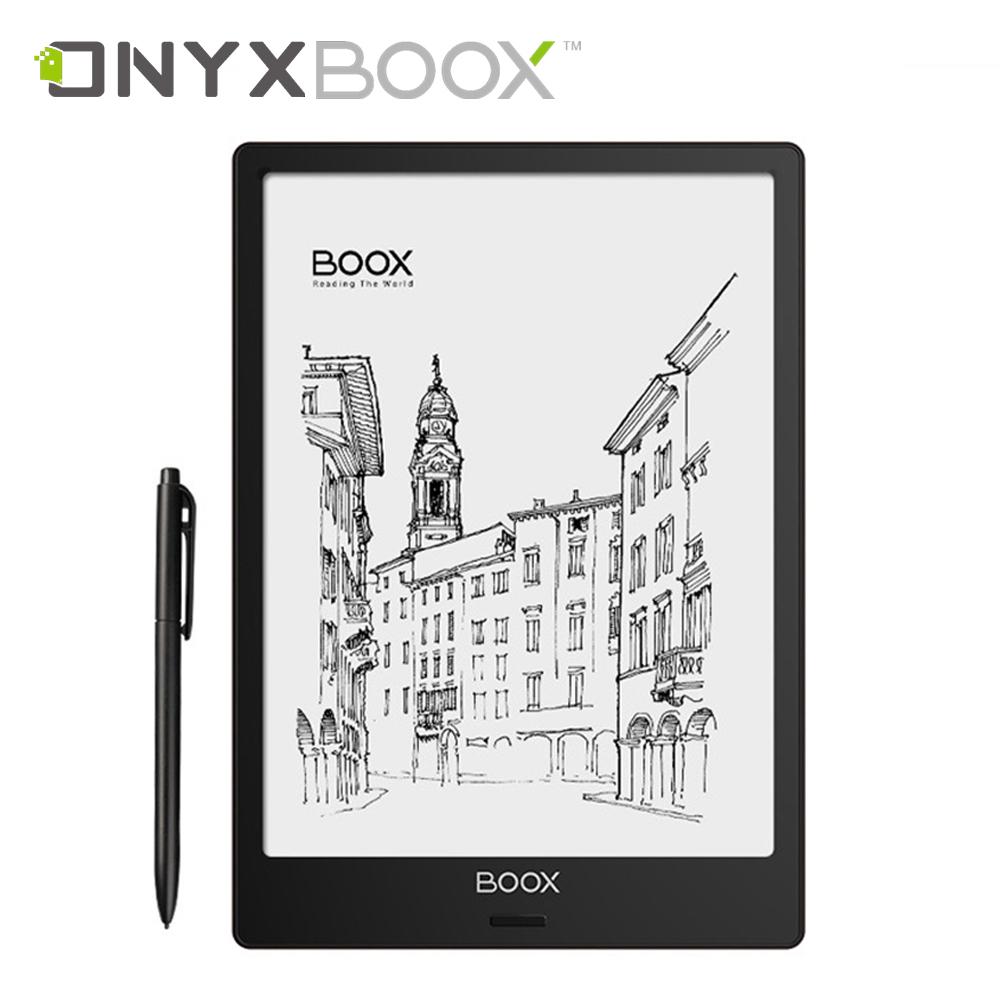 "BOOX la nota 10,3 ""E-Reader E-book Android 6,0 32 GB/2G Dual Touch pantalla HD de E-Ink"