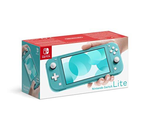 Nintendo Switch Lite color turquesa