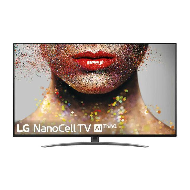 "TV LED 139 cm (55"") LG 55SM8600 Nanocell 4K HDR Smart TV con Inteligencia Artificial (IA)"