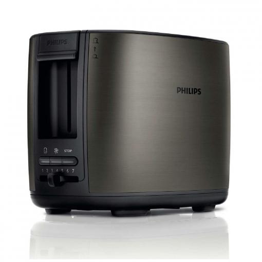 Tostadora Philips HD2628/80 *950W - EXCLUSIVO ON-LINE