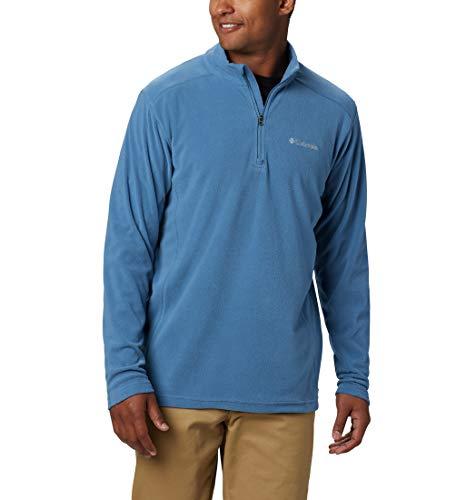 Forro polar Columbia Klamath Range II azul (varias tallas y colores a buen precio)