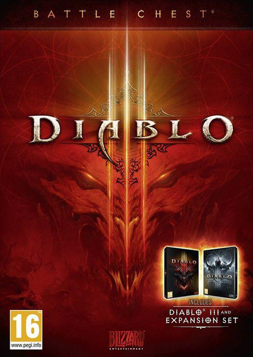 Diablo III 3 Battle Chest PC MÍNIMO HISTÓRICO