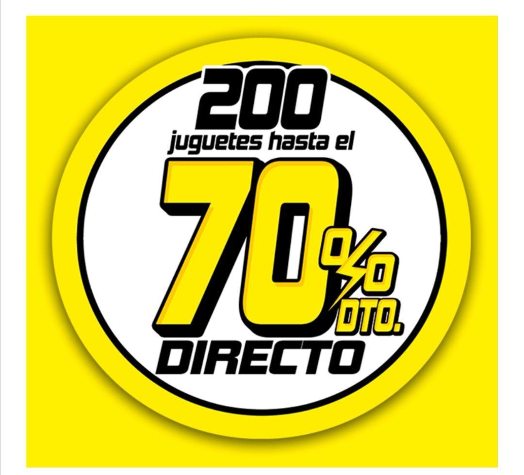 Drim ofrece hasta un70% de descuentodirecto en 200 juguetes.