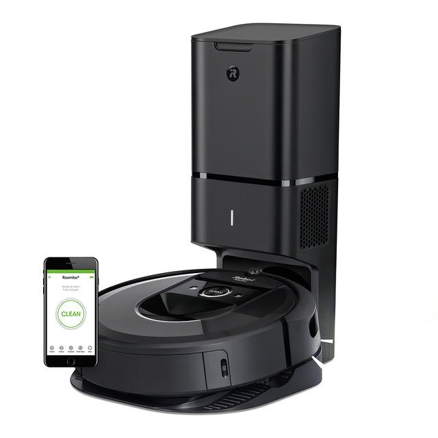 Robot aspirador iRobot Roomba i7+ (i7558)