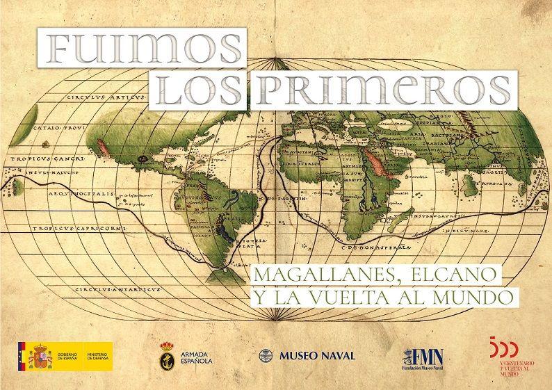 Exposición Magallanes en Madrid GRATIS