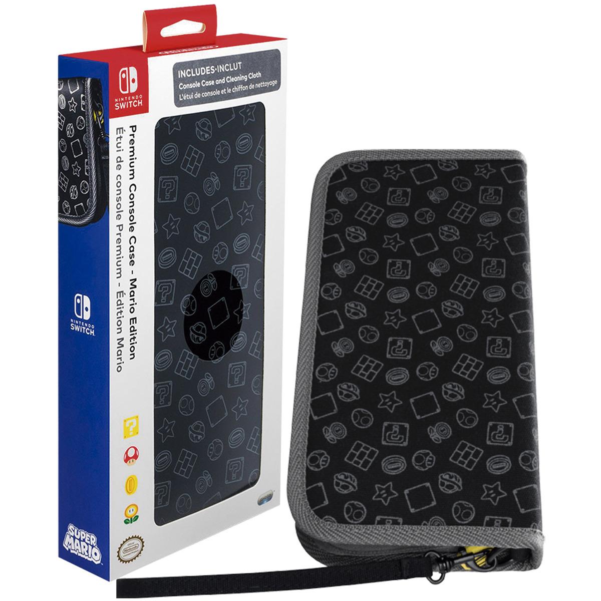 Nintendo Switch: Funda protectora Mario Edition