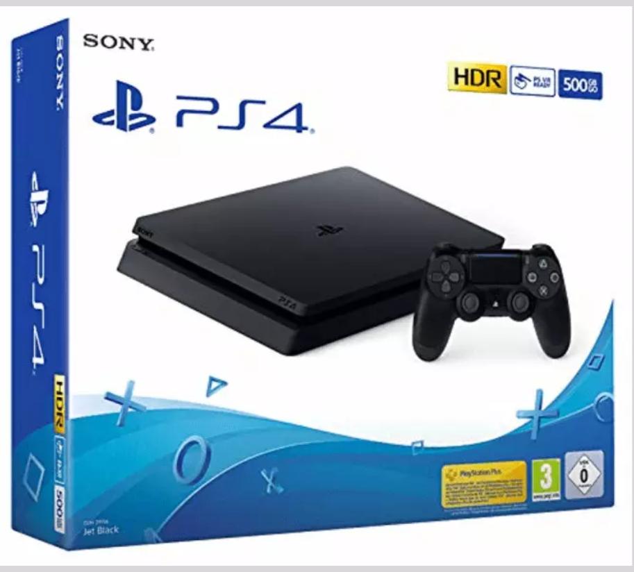 Consola PS4 500GB (Canarias)