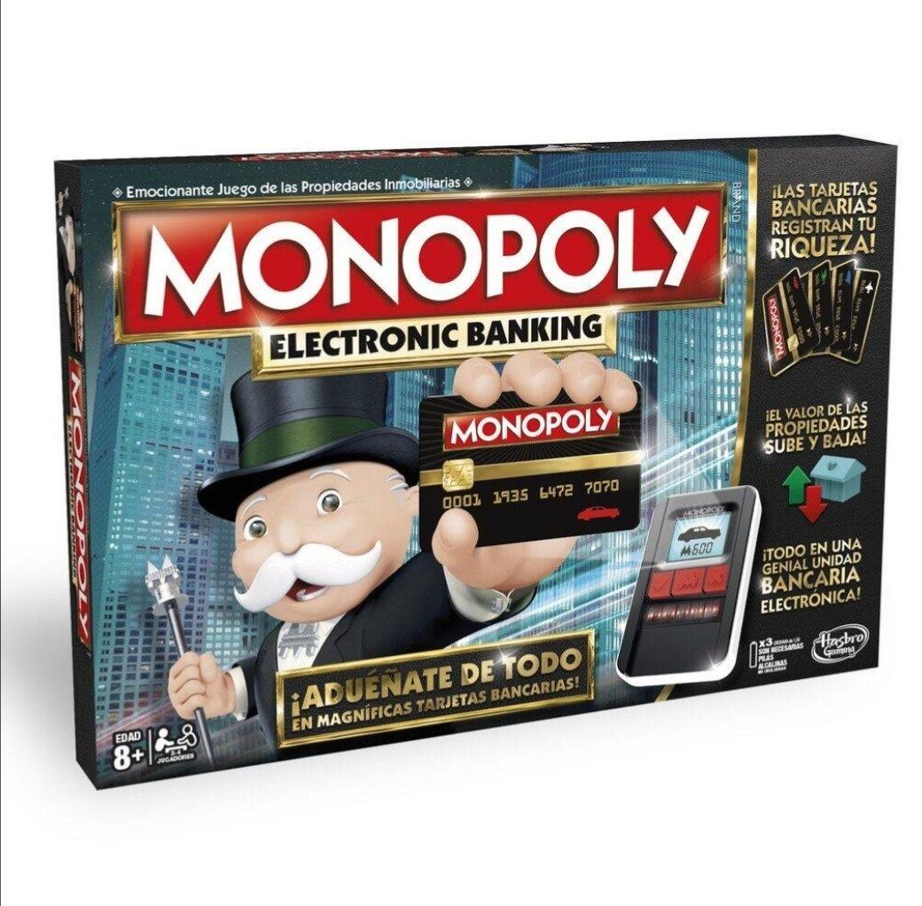 Monopoly electrónico solo 23,25€