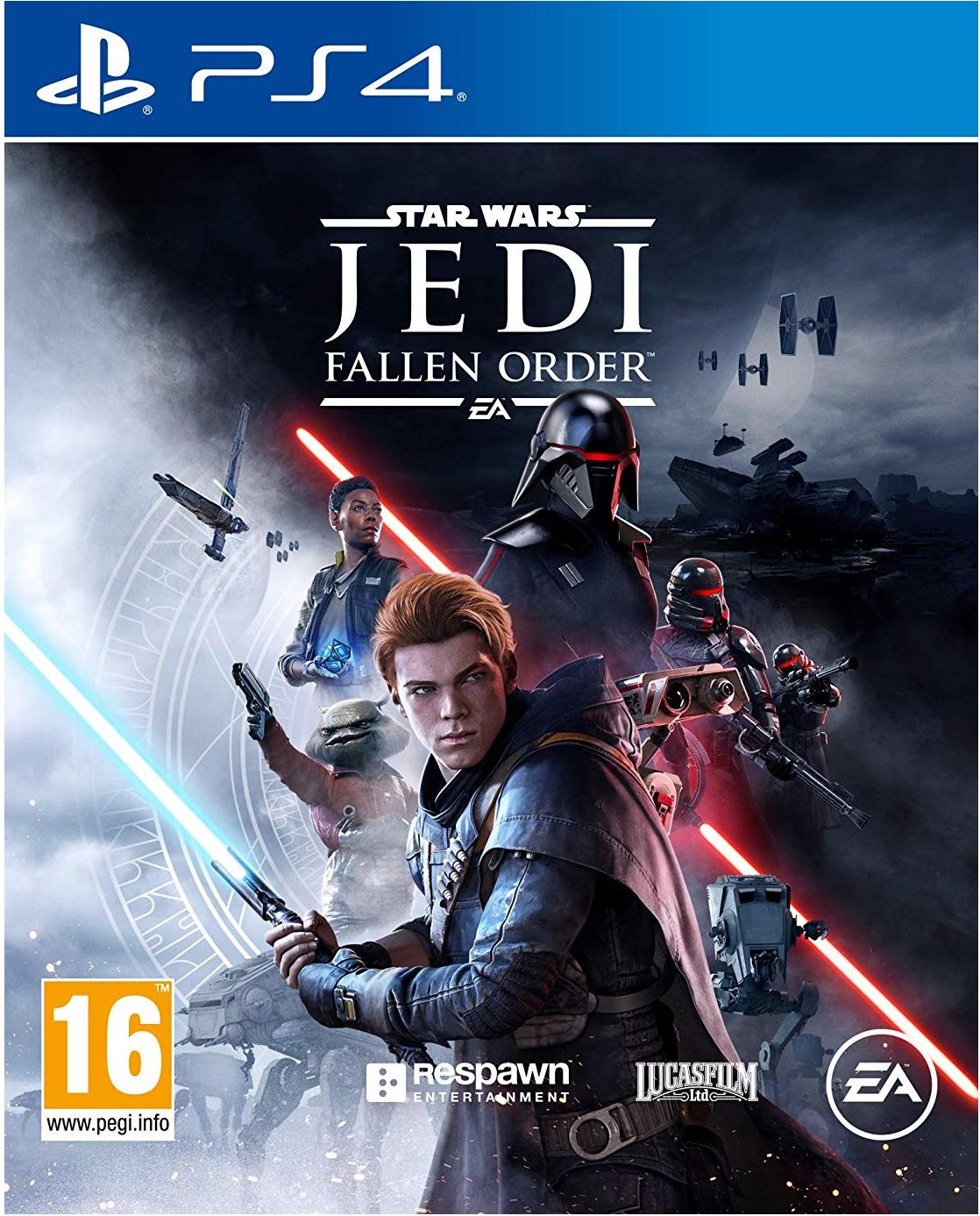Star Wars Jedi Fallen Order - PS4