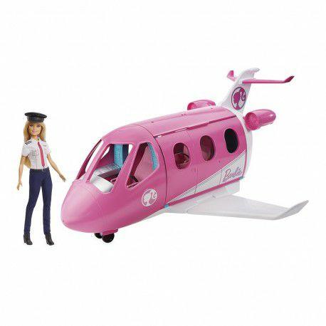 Avión con piloto de Barbie yo puedo ser