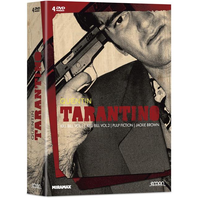 Pack: Quentin Tarantino (DVD)