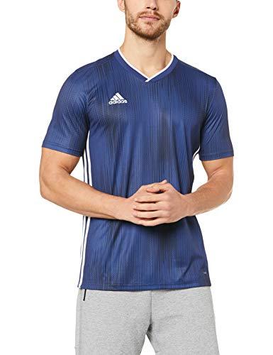 TALLA S - adidas Tiro 19 JSY T-Shirt, Camiseta para Hombre