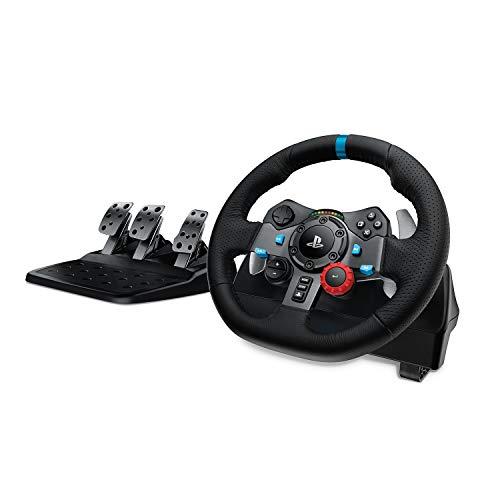 Logitech G29 Driving Force Volante de Carreras y Pedales