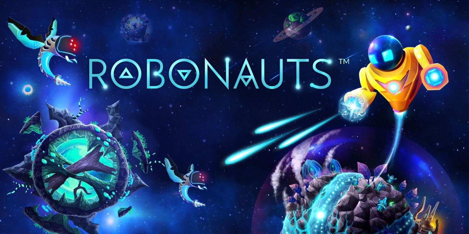 NINTENDO SWITCH: Robonauts (Nintendo Store)