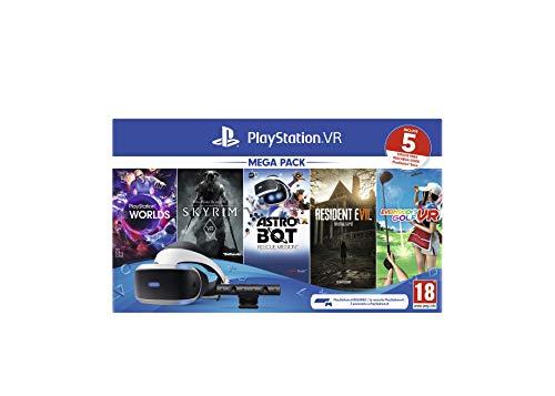 Megapack VR2 PS4 con cámara PlayStation