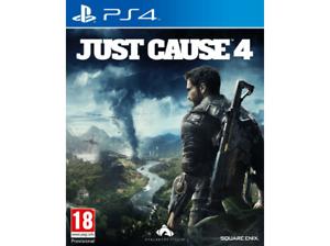 Just Cause 4 PS4 - Físico Mediamarkt Ebay