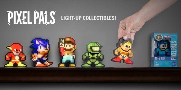 Recopilatorio de Pixel Pals de Amazon