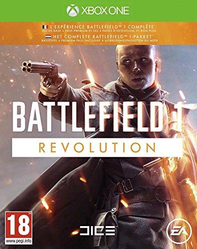 BATTLEFIELD 1 REVOLUTION: Xbox One y PS4 21,99€ - PC 24,90€