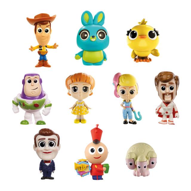 Pack de 10 Amiguitos Disney Toy Story 4