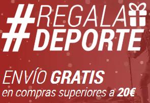 Envío GRATIS antes de Reyes por compras superiores a 20€