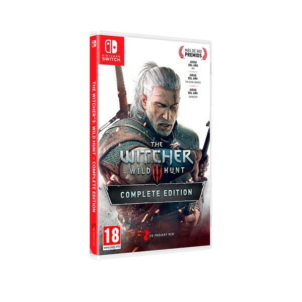 Nintendo Switch The Witcher 3: Wild Hunt – Juego recoger en tienda gratis barcelona