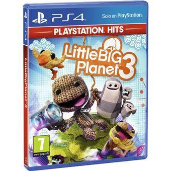 Little Big Planet 3 Hits PS4
