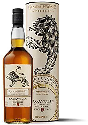 Whisky Lagavulin edición Juego de Tronos