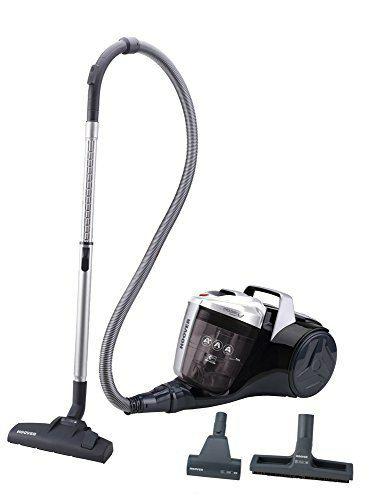 Hoover Breeze BR30PET - Aspirador trineo sin bolsa con filtro EPA