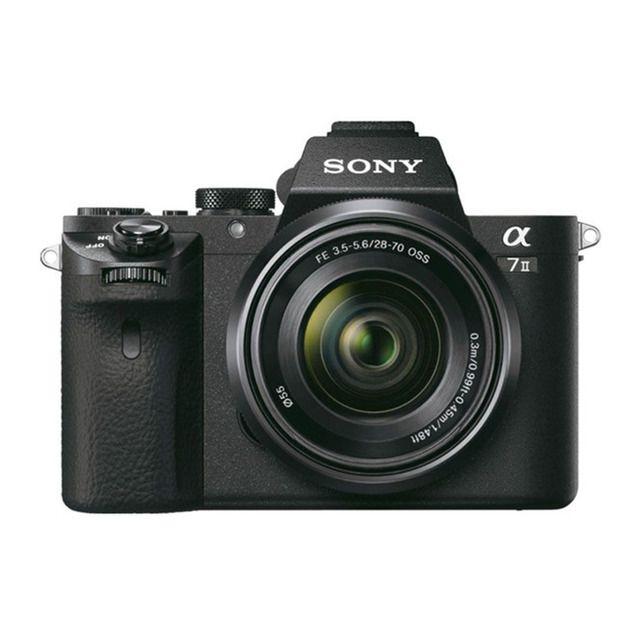 MÍNIMO HISTÓRICO Sony Alpha 7M2K ( A7 ii ) + Sony 28-70 mm