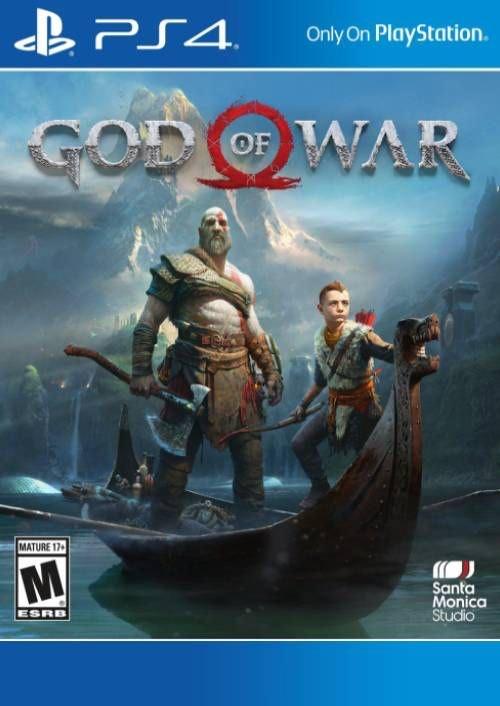 God Of War PS4 Digital USA
