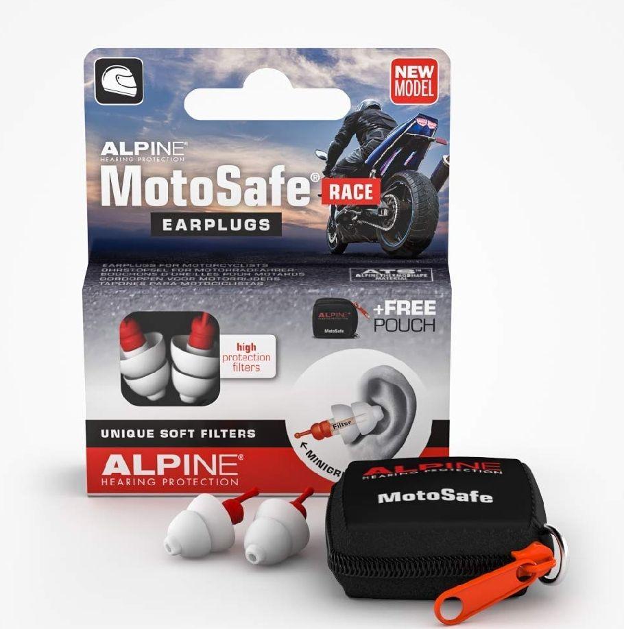 Alpine MotoSafe Race - Tapones para motoristas